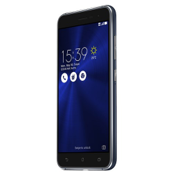 Asus ZenFone 3 ZE520KL Granatowy, IPS FHD, Qualcomm Snapdragon 625, 3GB RAM, 32GB, DualSIM, LTE, Android 6.0, 2650mAh