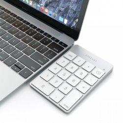 Satechi Keypad Aluminiowa klawiatura numeryczna Bluetooth Silver