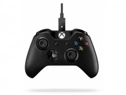 Microsoft Pad XBOX One Wireless Controller + kabel PC