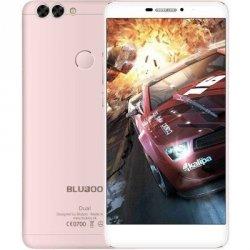 Smartfon Bluboo Dual 2GB 16GB (różowy) POLSKA DYSTRYBUCJA Etui+folia