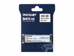 Dysk SSD Patriot 240 GB M.2 2280
