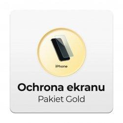 Ochrona Ekranu Pakiet Gold do Apple iPhone