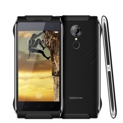 Smartfon Homtom HT20 Pro 3GB 32GB LTE 4.7 IP68 (czarny) POLSKA DYSTRYBUCJA