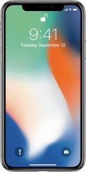Apple iPhone X 64GB Super Retina HD Silver