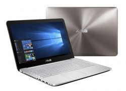 Laptop Asus N552VX i7-6700HQ/16GB/2TB+512GB SSD/DVD-RW/Win10 GTX950M-4GB UHD Touch