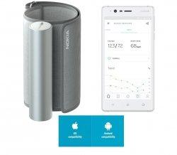 NOKIA Compact Wireless BPM - bezprzewodowy ciśnieniomierz podróżny iOS i Android (produkt medyczny)