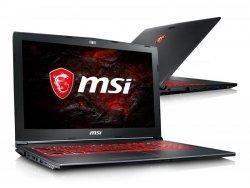 MSI GV62 i7-7700HQ/8GB/256GB+1TB/Win10 FHD GTX1050-4GB