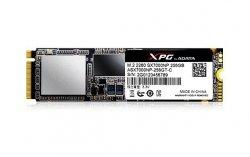 Dysk ADATA 256GB PCIe NVMe SSD XPG SX7000 M.2 2280