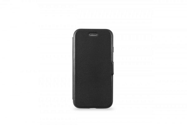 KMP Bookcase Etui z klapką do iPhone 8 Plus / iPhone 7 Plus Manhattan Black (czarny)