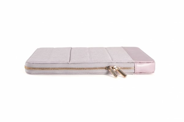 KMP Etui do iPad Pro 9,7 / Air / Air2 - Gray/Pink (Szary/Różowy)