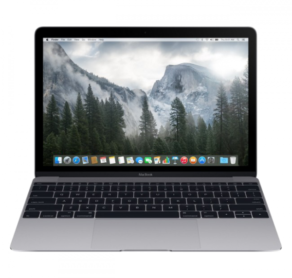 MacBook 12 Retina i5-7Y54/16GB/512GB/HD Graphics 615/macOS Sierra/Space Gray