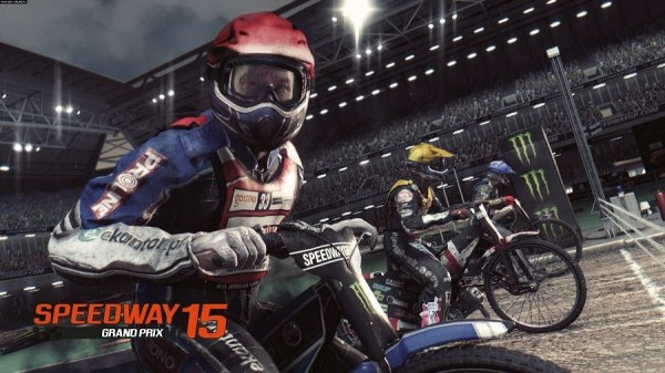 FIM Speedway Grand Prix 15 [PC] BOX