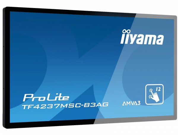 Monitor IIYAMA 42 TF4237MSC-B3AG AMVA+ multi-touch 24/7 IPX1