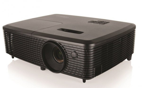 W341 DLP WXGA Full 3D 3600, 22000:1 HDMI VGA
