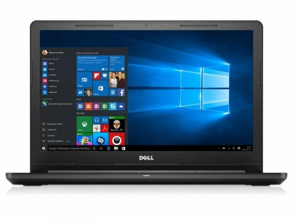 Dell Vostro 3568 i5-7200U/16GB/1TB/DVD-RW/Win10 Pro R5 M420X-2GB Czarny