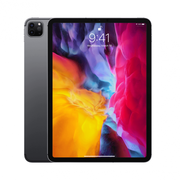 Apple iPad Pro 11 / 256GB / Wi-Fi + LTE / Space Gray (gwiezdna szarość) 2020 - nowy model