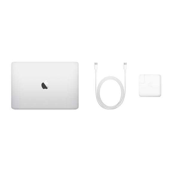 MacBook Pro 15 Retina Touch Bar i7-9750H / 16GB / 1TB SSD / Radeon Pro 555X / macOS / Silver (2019)