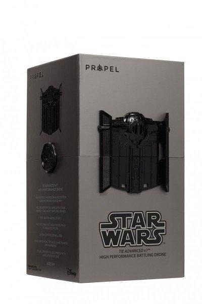 Dron PROPEL STAR WARS X1 Tie Advanced - edycja kolekcjonerska