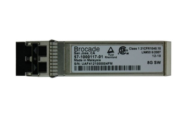 Moduł Brocade Transceiver 57-1000117-01 8G 850nm SFP+