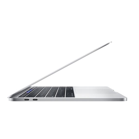 MacBook Pro 13 Retina Touch Bar i5 2,4GHz / 8GB / 256GB SSD / Iris Plus Graphics 655/ macOS / Silver (2019)