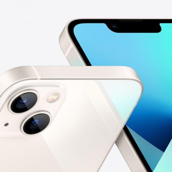 Apple iPhone 13 mini 128GB Księżycowa poświata (Starlight)