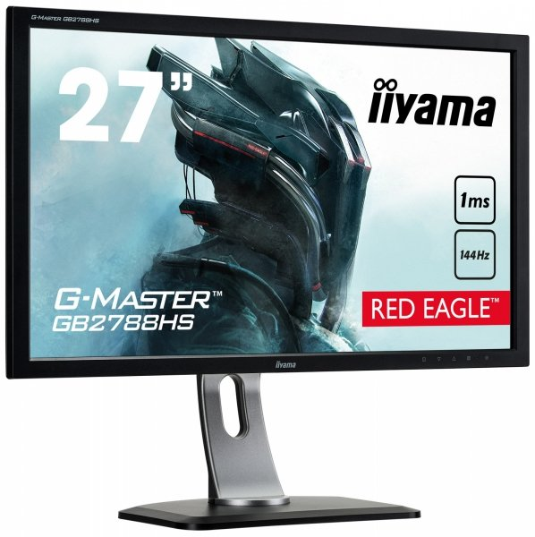 IIYAMA G-MASTER RED EAGLE GB2788HS-B2 27 144Hz 1ms Disp.Port FreeSync