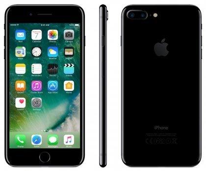 Apple iPhone 7 Plus 128GB 3D Touch Retina Jet Black