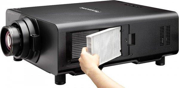 Projektor Panasonic PT-RS11KEJ SXGA+ 3DLP LASER HDMI 12000AL 20.000hrs maintenance free
