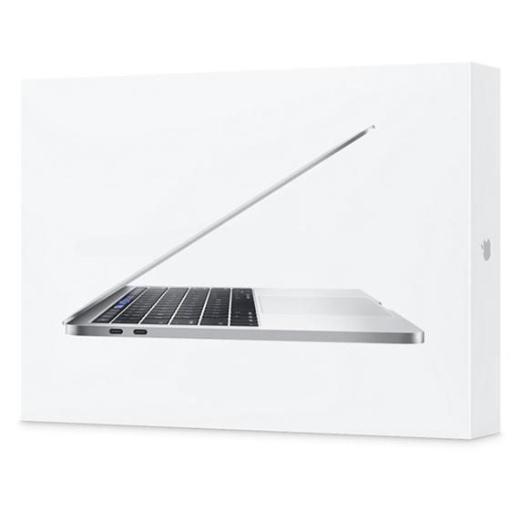MacBook Pro 13 Retina Touch Bar i7 1,7GHz / 8GB / 1TB SSD / Iris Plus Graphics 645 / macOS / Silver (2019)