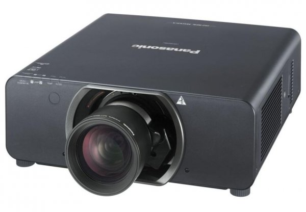 Projektor Panasonic PT-DZ13KEJ WUXGA 3DLP HDMI 12000AL 3D /  HD-SDI / Lens Memory