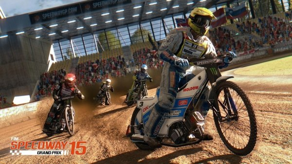 FIM Speedway Grand Prix 15 [PC] BOX