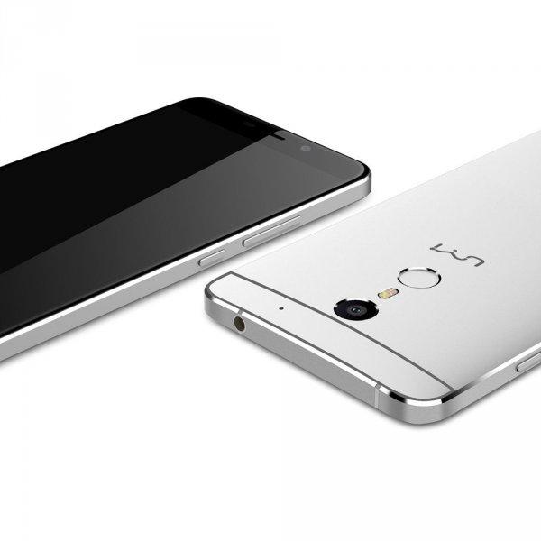 """Smartfon Umi Max 16GB LTE 5,5"""" (srebrny) POLSKA DYSTRYBUCJA"""