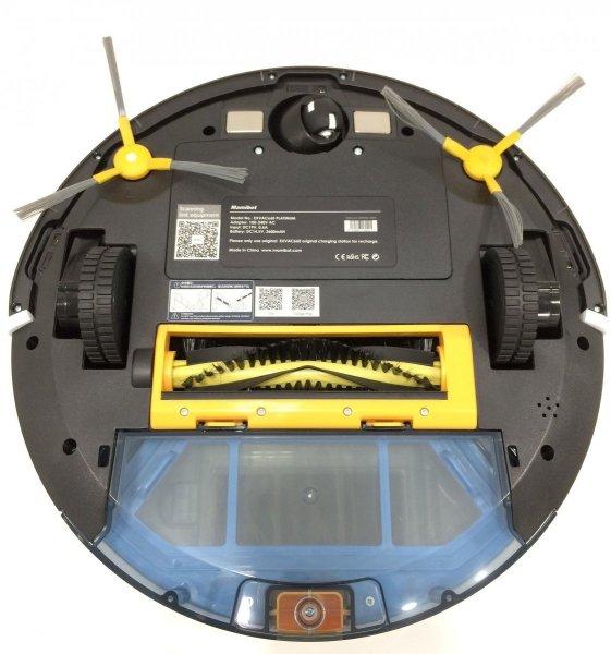Mamibot GREY EXVAC660 odkurzacz robot sprzątający z funkcją Mopowania