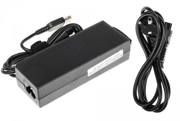 ŁADOWARKA ZASILACZ DO LAPTOPA LENOVO ThinkPad L540 T431 T440 Yoga 20V 3.25A - prostokątny wtyk