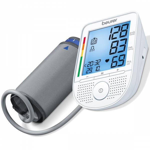 Beurer BM 49 ciśnieniomierz z funkcją głosową