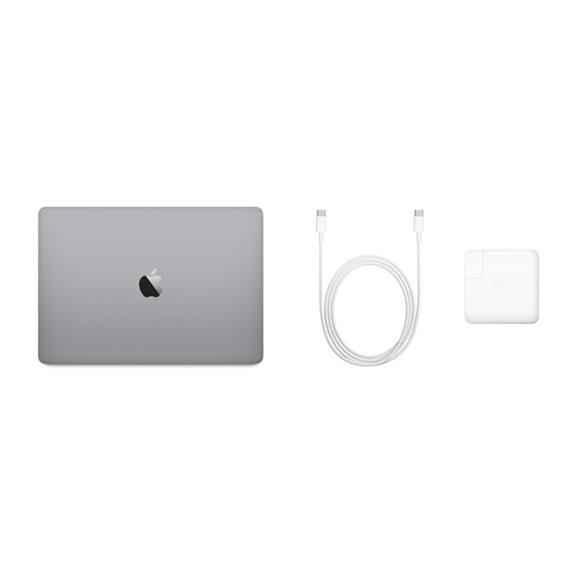 MacBook Pro 13 Retina Touch Bar i5 1,4GHz / 8GB / 512GB SSD / Iris Plus Graphics 645 / macOS / Space Gray (2019)