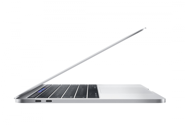 MacBook Pro 13 Retina TrueTone TouchBar i7-8559U/16GB/512GB SSD/Iris Plus Graphics 655/macOS High Sierra/Silver