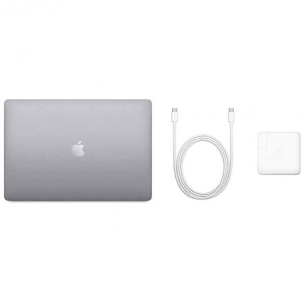 MacBook Pro 16 Retina Touch Bar i7-9750H / 16GB / 512GB SSD / Radeon Pro 5500M 4GB / macOS / Space Gray (gwiezdna szarość)