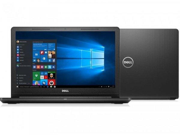 Dell Vostro 3568 i5-7200U/8GB/1TB/DVD-RW/Win10 Pro R5 M420X-2GB Czarny