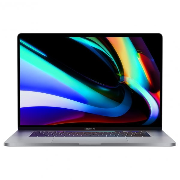 MacBook Pro 16 Retina Touch Bar i9-9980HK / 16GB / 1TB SSD / Radeon Pro 5500M 4GB / macOS / Space Gray (gwiezdna szarość)