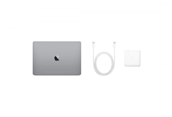 MacBook Pro 15 Retina TrueTone TouchBar i7-8750H/32GB/256GB SSD/Radeon Pro 560X 4GB/macOS High Sierra/Space Gray