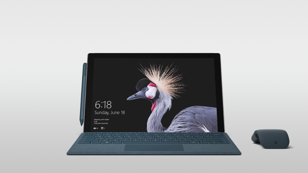 Microsoft Surface Pro i5-7300U/8GB/256GB/Win10 Pro LTE Business + Klawiatura Surface Type Cover