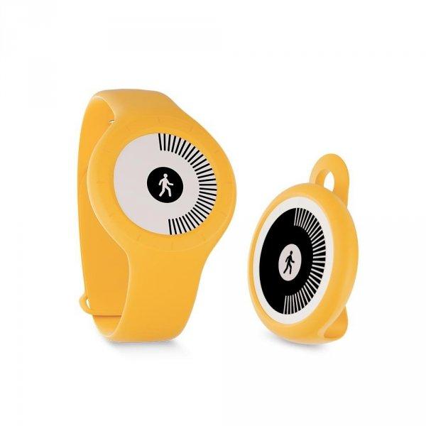 NOKIA Go - monitor aktywności fizycznej i snu z wyświetlaczem E Ink (żółty)
