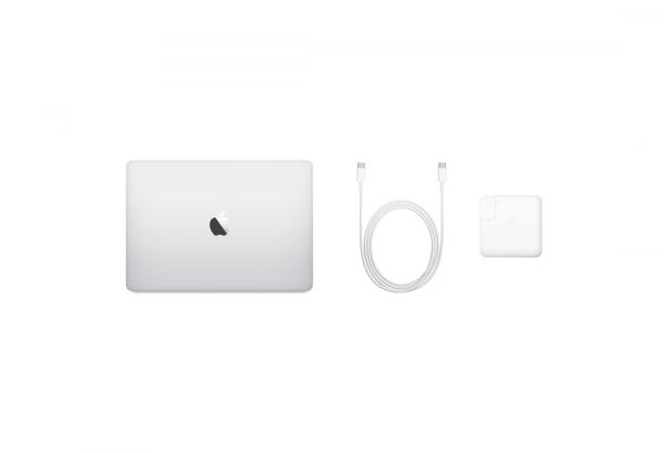 MacBook Pro 15 Retina TrueTone TouchBar i9-8950HK/32GB/4TB SSD/Radeon Pro 555X 4GB/macOS High Sierra/Silver