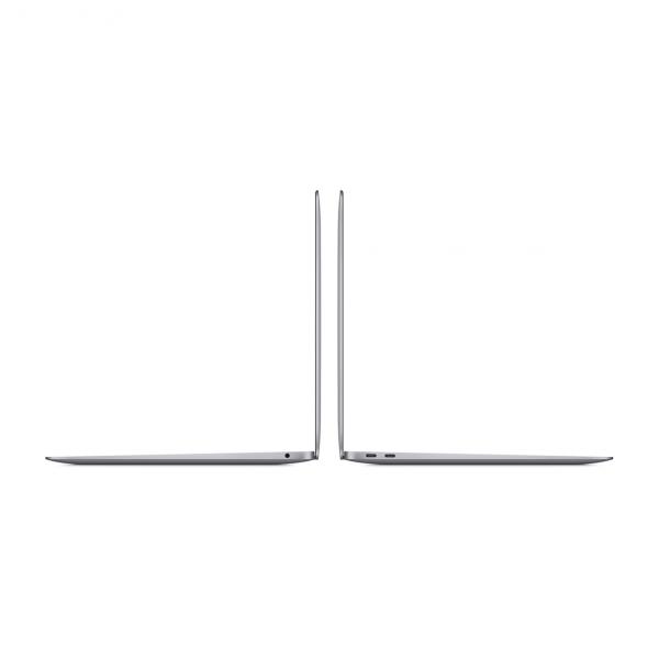 MacBook Air z Procesorem Apple M1 - 8-core CPU + 7-core GPU / 8GB RAM / 256GB SSD / 2 x Thunderbolt / Silver (srebrny) 2020 - nowy model