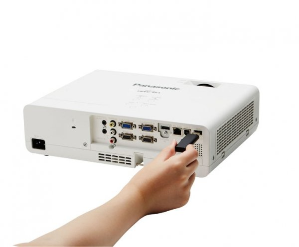 Projektor Panasonic PT-LW362A WXGA 3LCD HDMI 3600AL USB