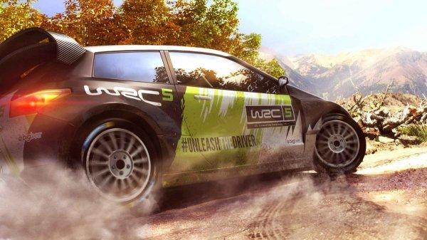 WRC 5 [PC] BOX