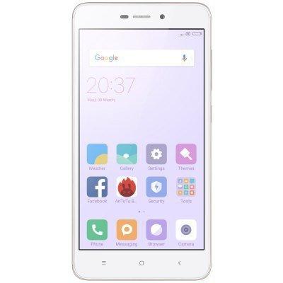 Smartfon Xiaomi Redmi 4A 32GB LTE 5 (złoty) POLSKA DYSTRYBUCJA