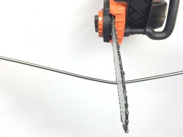 Fuse Chicken Titan - stalowy, dwuwarstwowy kabel Lightning (100cm)