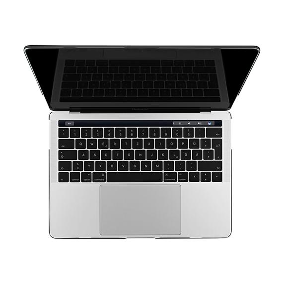 """Artwizz Rubber Clip Etui do MacBook Pro 13"""" 2018/2017/2016 Black (czarny)"""